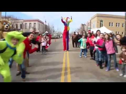 JDDC | Mardi Gras Kids Parade | 2015