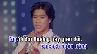 Karaoke - Đoạn Buồn Cho Tôi - Dương Sang