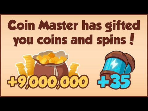 Coin master free spins and coins link 02.10.2020