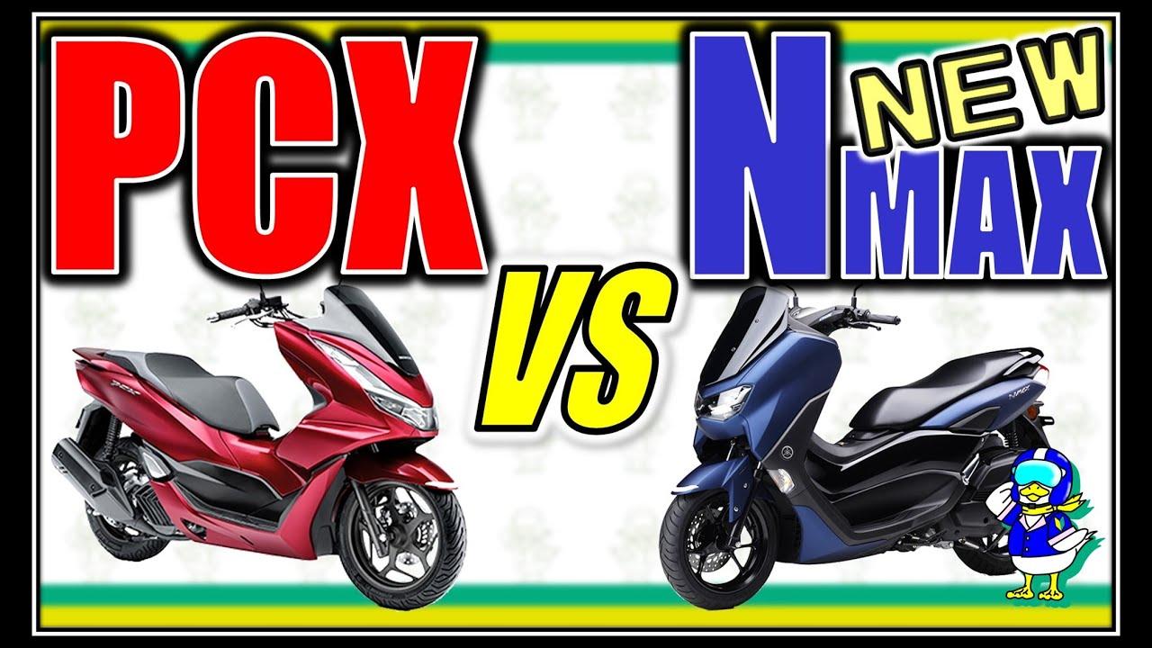 新型NMAXはPCXを超えるのか!?【YAMAHA原付二種】