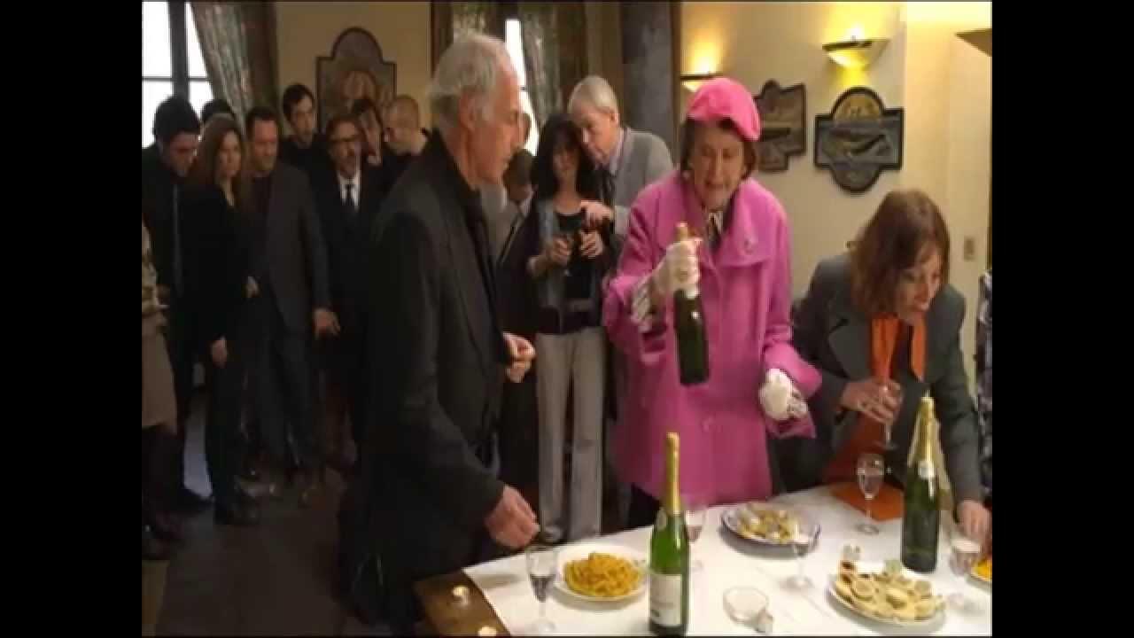 """La mort de 'Dugommier' dans """"À votre bon coeur mesdames"""" (2013)"""