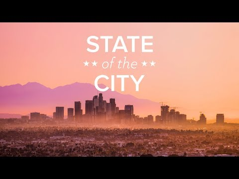 Los Angeles State of the City 2018