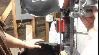 How To Set Up Your Bandsaw For Resawing