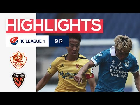 Gwangju FC Pohang Goals And Highlights