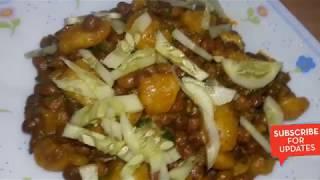 শাহী ছোলা বুট ভুনা    রমজান স্পেশাল    Ramadan Special Shahi Chola But Vuna Recipe     by Tuly Hasan