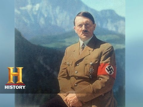 The World Wars: Adolf Hitler | History