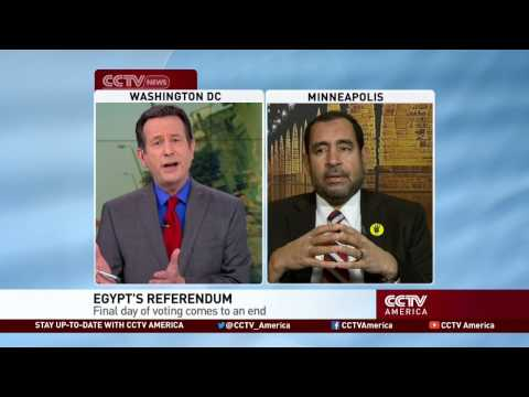 Egypt's referendum: End of voting