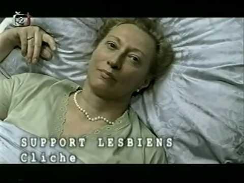 Support lesbians somebodys cliche