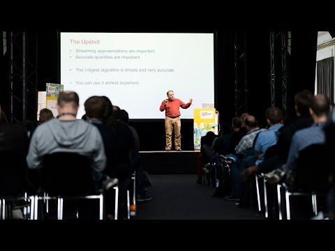 #bbuzz 2015: Ted Dunning -What and Why and How: Apache Drill 1.0 on YouTube