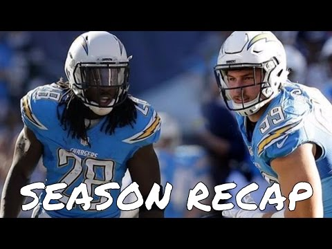 San Diego Chargers 2016 NFL Season Recap + 2017 Free Agency and Draft Preview
