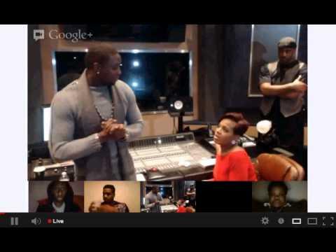 Fantasia BOE In Studio Listening Party