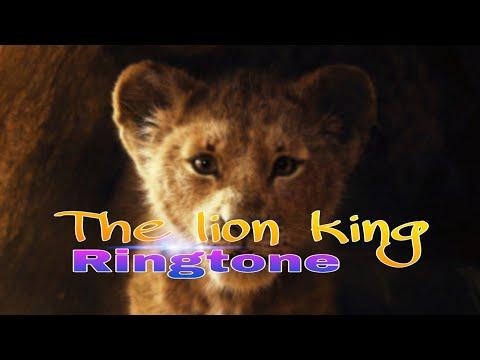 Download The Lion King Ringtone Mp3 Mp4 320kbps Jemuamusic