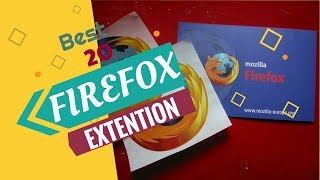 How to install extensions in firefox videos / Page 2