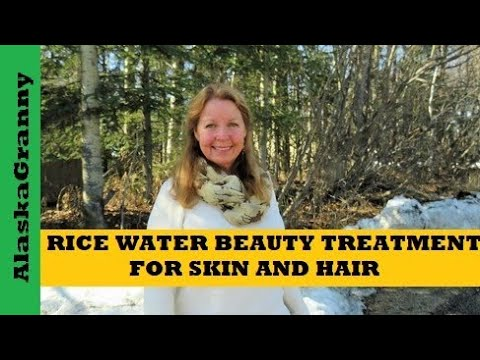 How To Use Rice Water Beauty Treatment for Skin and Hair