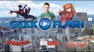 Game TV Schweiz - Spider-Man: A New Universe | The Big Bang Theory | Anime auf Netflix