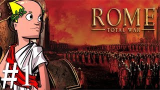 Rome: Total War | Julii | Part 1 | The Senate and the People of Rome