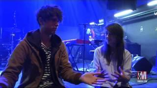JAMES BLAKE x TVM interview