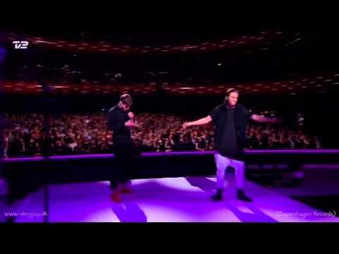 Nik & Jay - Forstadsdrømme (Live @ De Største Øjeblikke 2013)