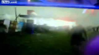 Storm hits Belgian festival - 5 dead, 8 badly injured
