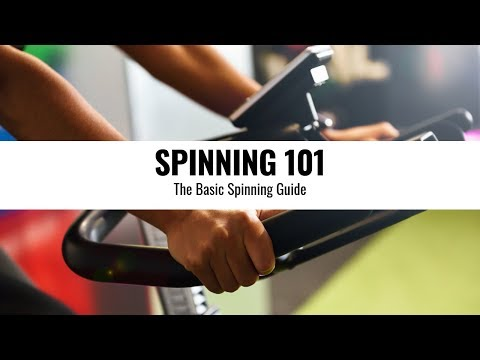 Spinning 101The Basic Spinning Guide