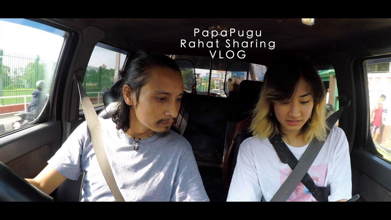 papapugu rahat sharing vlog