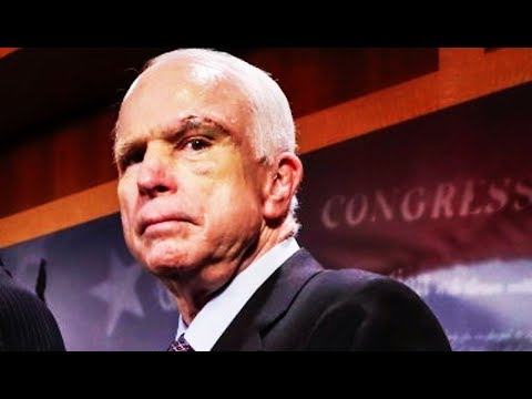 Watch John McCain Crush Mitch McConnell