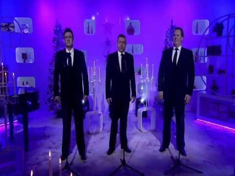 O Sanctaidd Nos / O Holy Night Tri Tenor Cymru / Three Welah Tenors