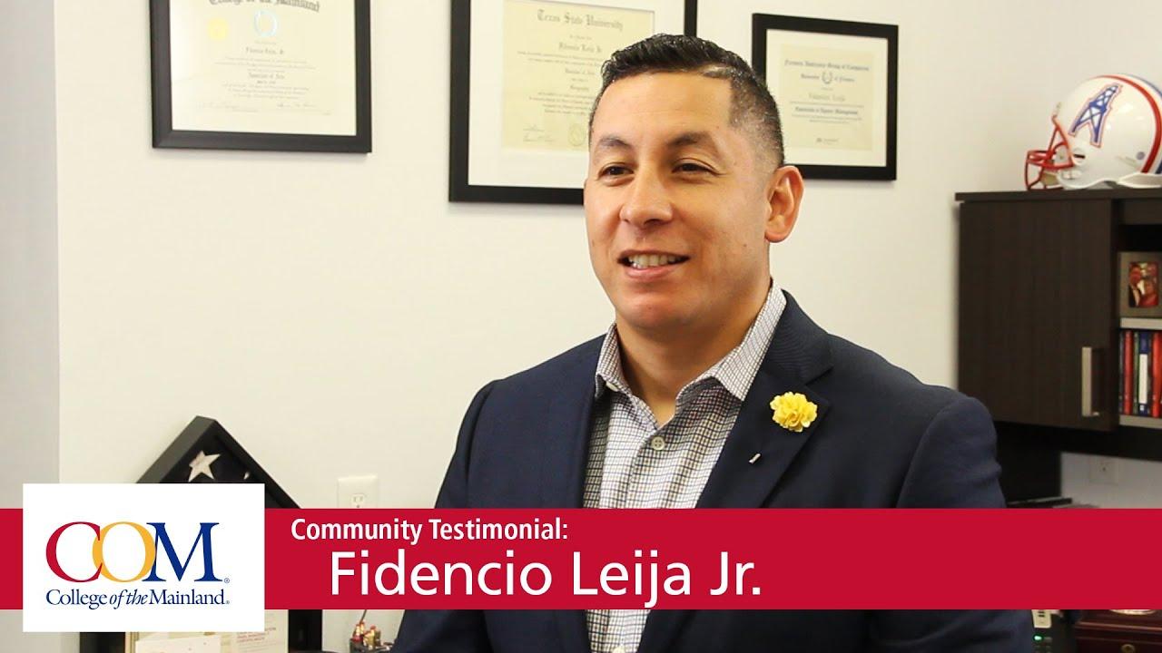 Fidencio Leija Jr.