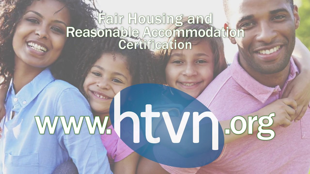 Nan Mckay And Htvns Fair Housing And Reasonable Accommodation