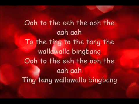 Alvin and the Chipmunks - Witch Doctor (Lyrics) - YouTube