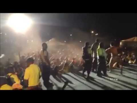 Alumbamba by Gedix Atege live in Port Moresby (Short Clip)