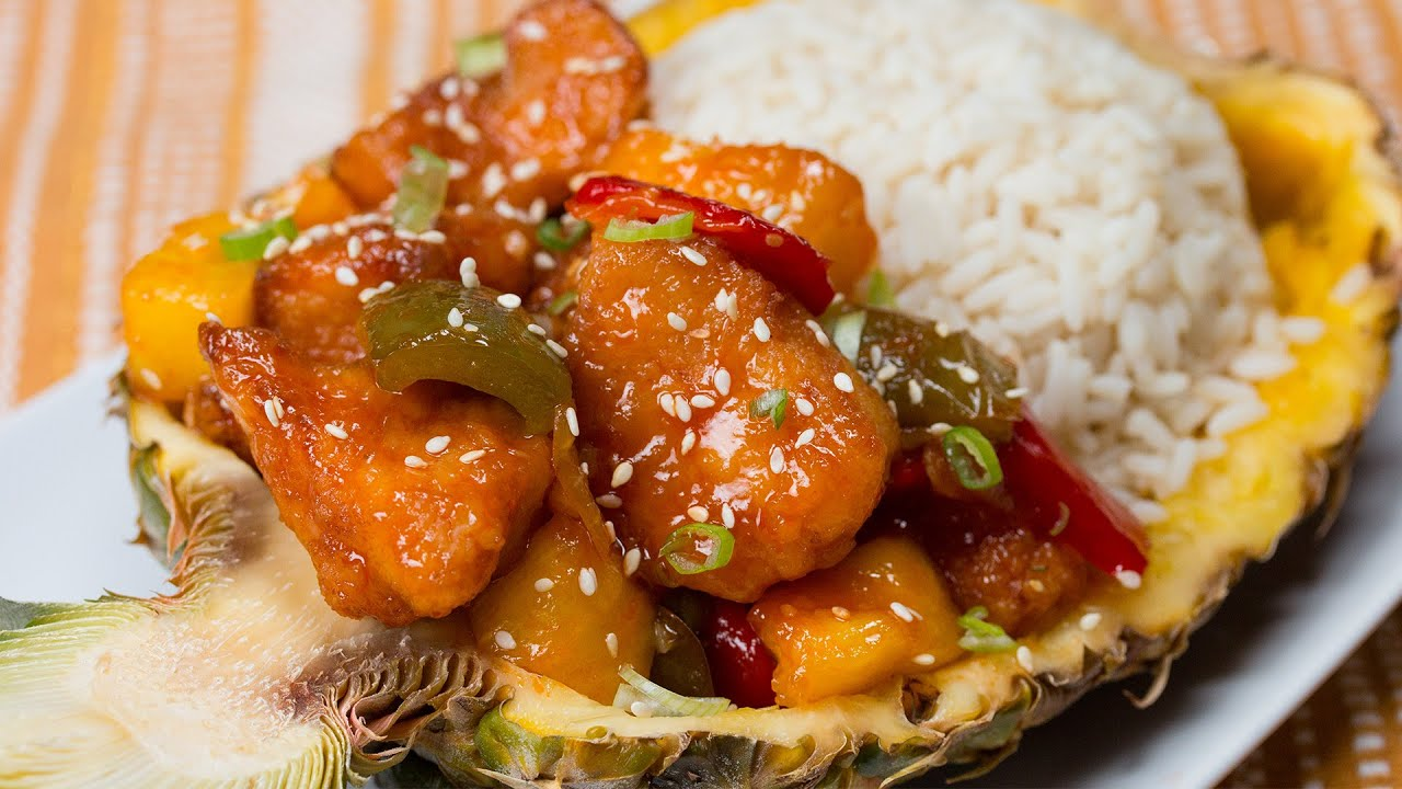 maxresdefault - Pineapple Sweet and Sour Chicken