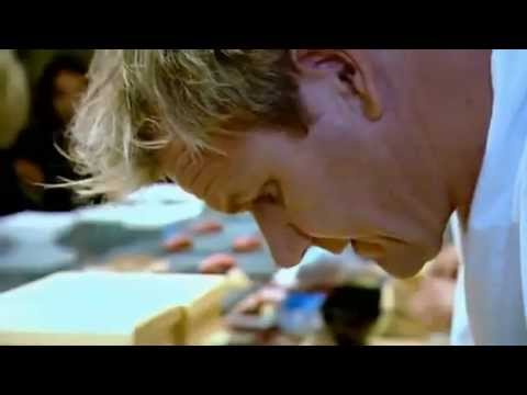 Gordon Ramsay: How To Fail With Sushi