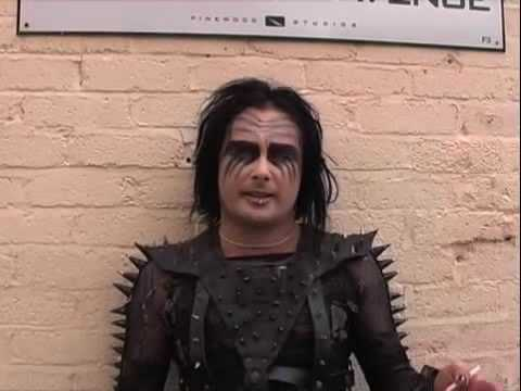 Cradle of Filth - Behind the Scenes on The Death of Love