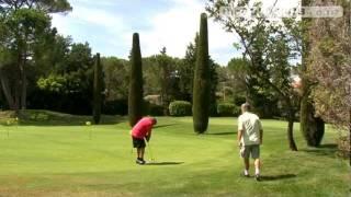 Cannes-Mougins Golf Club, Cote D'Azur, France