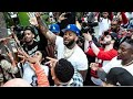 Download lagu Out here Game Born 2 Rap Album Listening Party with Nipsey Hussle Song in Los Angeles