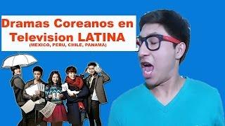 Dramas Coreanos en television Latina / transmicion de doramas en latinoamercica