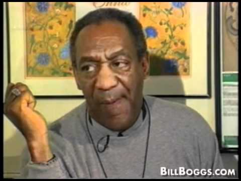 Bill Cosby Interview with Bill Boggs