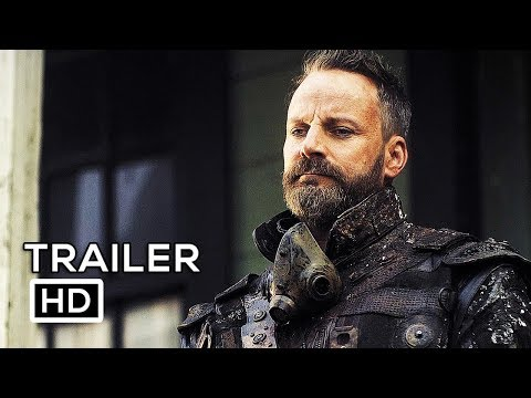 SCORCHED EARTH Official Trailer (2018) Sci-Fi Movie HD