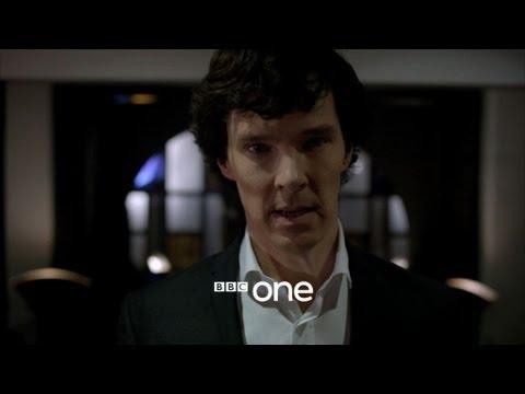 Sherlock: Series 3 Teaser Trailer - BBC One