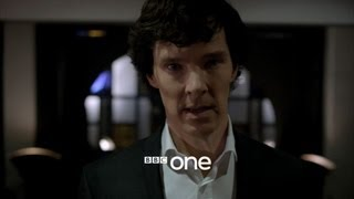 Sherlock: Series 3 Teaser Trailer - BBC One