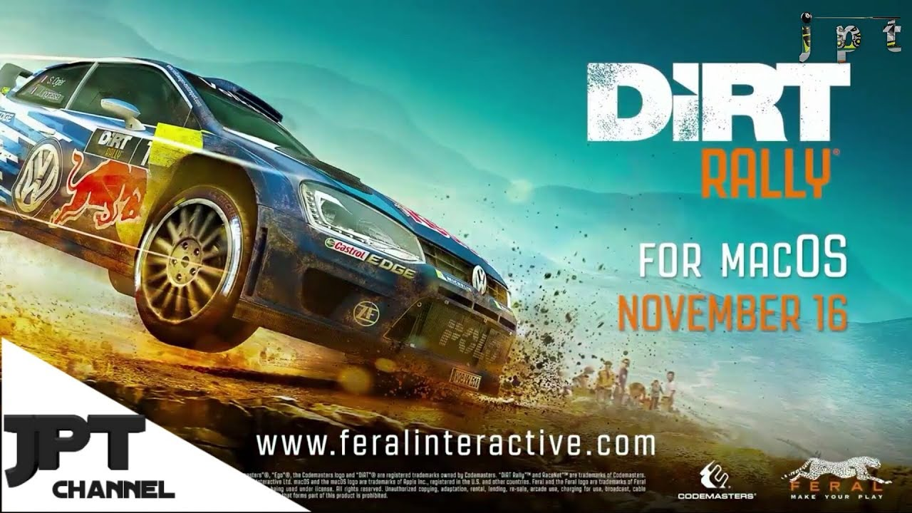 Dirt rally for mac