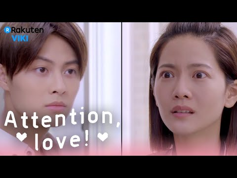 Attention, Love! - EP8 | Joanne Tseng's New Apt Surprise [Eng Sub]