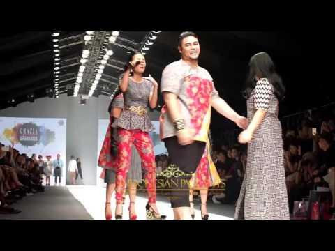 Grazia Urbanasia Jakarta Fashion Week 2016 Senayan City
