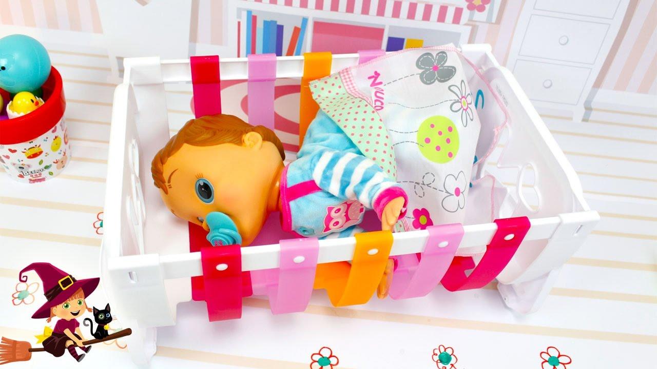 Juguetes interactivos peke bebe que habla y canta youtube for Espejo que habla juguete