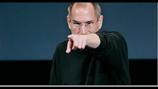 Steve Jobs gets mad. (Full freąkout video)