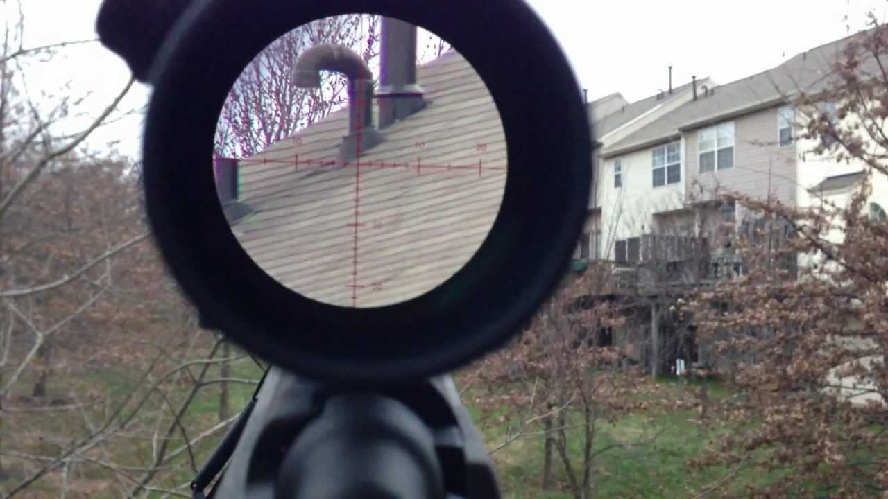 Vortex Viper Pst 6 24x50 Ffp Moa Youtube