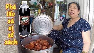 Độc quyền món Phá lấu nấu Xá xị trứ danh giúp cụ bà nghèo mưu sinh hơn 30 năm