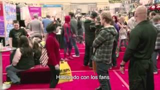 Tom FelTon Meets The Super Fans Subtitulada Con Subtitulos en Español