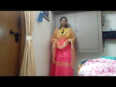 Pehli Bar In Dresses Mai Bhi Dekhlo 👗👚🔔 Zatki